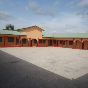 Completion of 1No. Multi- Purpose Community Resource Center-Sekyedumase