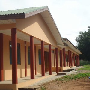 Completion of 1No. Multi- Purpose Community Resource Center-Sekyedumase_4