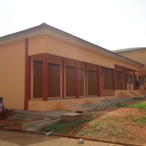 Completion of 1No. Multi- Purpose Community Resource Center-Sekyedumase_5