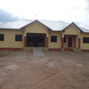 Construction of 1No. Health Center @Aframso